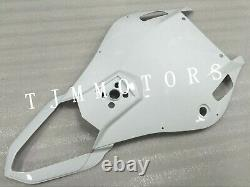 For YZF R6 2006 2007 ABS Injection Mold Bodywork Fairing Kit Plastic White Red