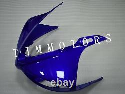 For Yamaha YZF R6 2005 ABS Injection Mold Bodywork Fairing Kit Cowl Plastic Blue