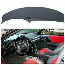 Front Dash Pad Cover Dashboard Cap For 93-96 Chevrolet Camaro Injection Molding