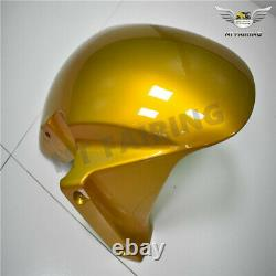 Gold Silver Plastic Injection Mold Fairing Fit for Honda 2003-2004 CBR600RR a050