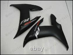 Gray Black Injection Mold Fairing Fit for Yamaha 2002-2003 YZF R1 ABS Plastics