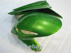 Green Black Injection Fairing Fit for HONDA 2008-2011 CBR1000RR Plastics Mold 39