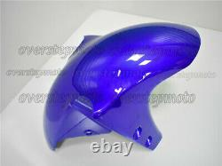 Injection Blue Mold ABS Plastics Set Fairing Fit for Yamaha YZF R1 2000-2001 aAG