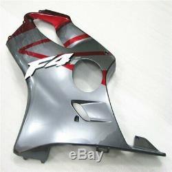 Injection Fairing Bodywork Set ABS Plastic Molding For Honda CBR600F4i 2001-2003