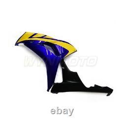 Injection Fairing Kit For 2006 2007 Honda CBR1000RR Bodywork Plastic Mold+Bolts