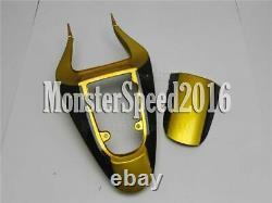 Injection Mold ABS Fairing Fit for Suzuki 2001-2003 GSXR 600 750 K1 Plastic Set