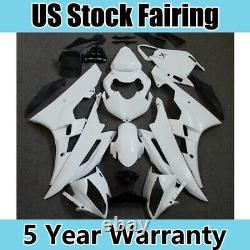Injection Mold ABS Plastic Body Kit Fairing Fit for YAMAHA 2006-2007 YZF R6