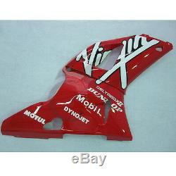 Injection Mold ABS Plastic Fairing Kit Fit For YAMAHA YZF R1 1998-1999 98 99 Red