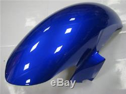 Injection Mold Blue Plastic Body Kit Fairing Fit for YAMAHA 2006-2007 YZF R6 f61