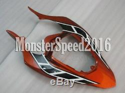 Injection Mold Fairing Fit for YAMAHA 2004 2005 2006 YZF R1 ABS Plastic Kit qAK