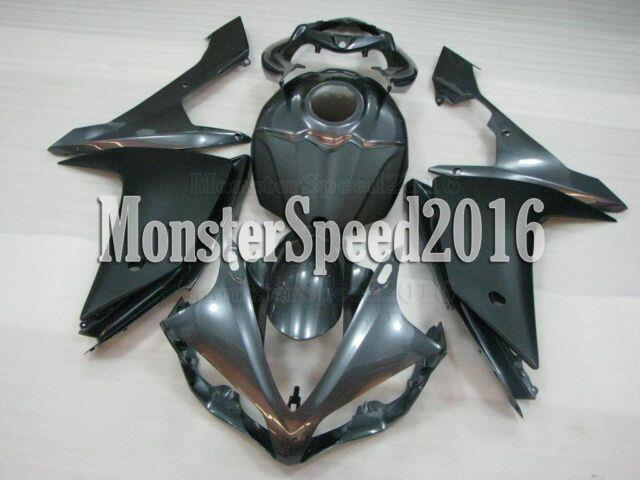 Injection Mold Fairing Fit For Yamaha 2007 2008 Yzf R1 07 08 Abs Plastic Kit Qac