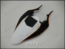 Injection Mold Fairing Fit for Yamaha 2004-2006 YZF R1 ABS Plastics White Black
