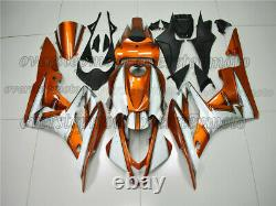Injection Mold Fairing Kit Fit for Honda 2007-2008 CBR 600RR F5 Plastic ABS aAB