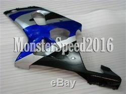Injection Mold Plastic Bodykit Fairing For Suzuki GSXR 1000 K1 K2 2000 2001 2002