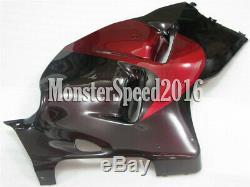 Injection Mold Plastics Set Fairing Fit for Suzuki GSXR 1300 1997-2007 Hayabusa