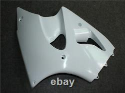 Injection Mold Unpainted Fairing Plastic Fit for Kawasaki ZX6R 636 2000-2002 t01