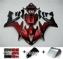 Injection Molding Fairing Fit for 2004 2005 2006 YAMAHA YZF R1 ABS Plastic UE