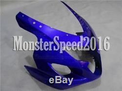 Injection Molding Fairing For Suzuki GSXR 600 750 2004 2005 K4 ABS Plastics Set