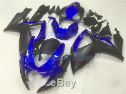 Injection Molding Plastic Fairing Set Fit for Suzuki 2006-2007 GSXR 600 750 n01k