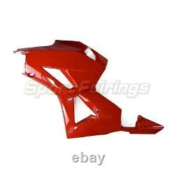 Injection Red Fairings for Honda CBR 600RR 2013-2019 2020 ABS Plastic Mold+Bolts