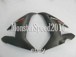 Injection Silver Black Mold Plastic Fairing Fit for YAMAHA 2002 2003 YZF R1 qAB