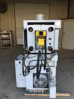 Kawaguchi 80 Ton Plastic Injection Molding Machine
