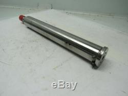 Kona 61-910905-02-02 Plastic Injection Molding Barrel 1.770 OD. X 15-1/2 OAL