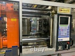 Krauss-Maffei 175-1000 C2 Plastic Injection Molding Machine, 1997- 175 Ton, 16.8