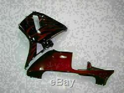 MSA Injection Mold ABS Kit Plastic Fairing Fit for Honda 2003-2004 CBR600RR n017