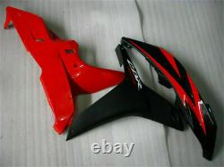 MSA Injection Mold Red Fairing Fit for Honda 2007-2008 CBR600RR Plastic g003a