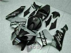 MSB Injection Mold Black Plastic Fairing Fit for Honda 2005-2006 CBR 600RR t077