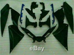 MSB Injection Mold Black Plastic Fairing Fit for Yamaha 2007-2008 YZF R1 k003
