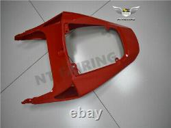 MSB Red Injection Molding Plastic Fairing Fit for Honda 2013-2018 CBR600RR n023