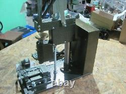 Manual injection molding machine for plastic Machine thermoplast TP-180 0-400C°