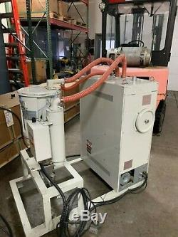 Matsui DMZ-40 Dryer Plastic Injection Molding Machine 230V