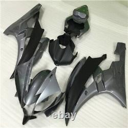 NA Injection Grey Mold Fairing ABS Plastic Fit for Yamaha 2006 2007 YZF R6 t060