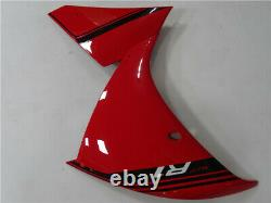 NA Red ABS Plastic Injection Mold Fairing Fit for 2012-2014 Yamaha YZF R1 t022