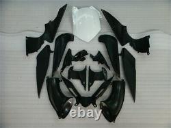 NTU Fairing Injection Molding White Plastic Fit for Yamaha 2007-2008 YZF R1 k017
