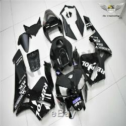 NT Injection Mold Black Plastic Fairing Fit for Honda 2005-2006 CBR 600RR q063