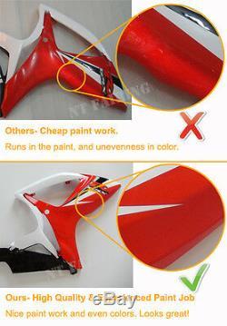 NT Injection Molding Plastic Fairing Fit for 2001-2002 Suzuki GSXR 1000 K2 g009