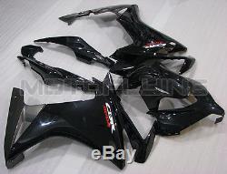 New Black Injection Mold Plastic ABS Fairing Kit for Honda 2013-2014 CBR500R eAB