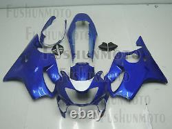 New Blue Fairing Fit for HONDA CBR 600 F4 99-00 Plastics Set Injection Mold a10