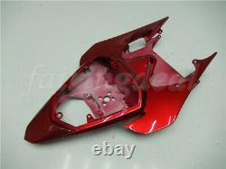 New Fairing ABS Injection Mold Red Plastic Fit for 2008-2015 YAMAHA YZF R6 e52
