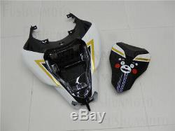 New Fairing Fit for 2007-2012 Ducati 848 1098 1198 Plastics Set Injection Mold