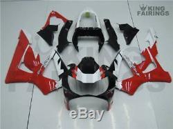New Injection Mold Plastic Fairing Fit for Honda 2000 2001 CBR929RR CBR900RR k01