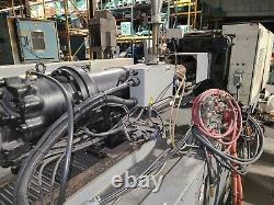 Nissei 110 ton Plastic Injection Molding Machine Ecoject Electro Servo FNX110