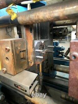 Nissei SY10 10 ton Plastic injection molding machine