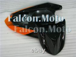 Orange Black Injection Mold Plastic Fairing Fit for 2004-2005 ZX10R 04-05 ZX-10R