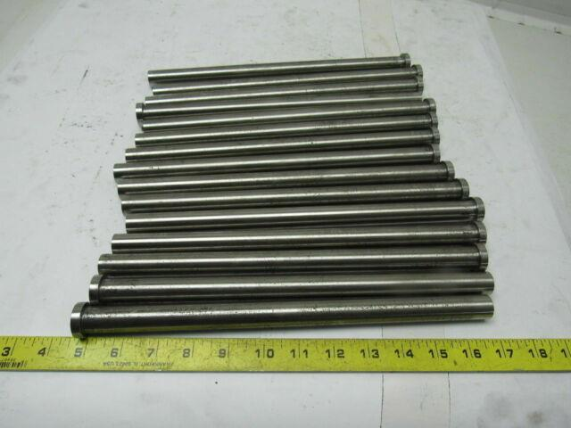 Pcs P41 Plastic Injection Molding Ejector Pin 3/4 X 12 Lot Of 15