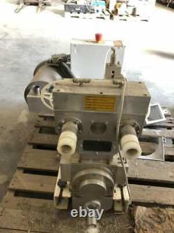 Piovan RN166 Resin / Pellet Plastic Granulator for Injection Molding 1.5kW 460V